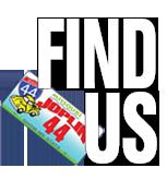 Find Us! Joplin 44
